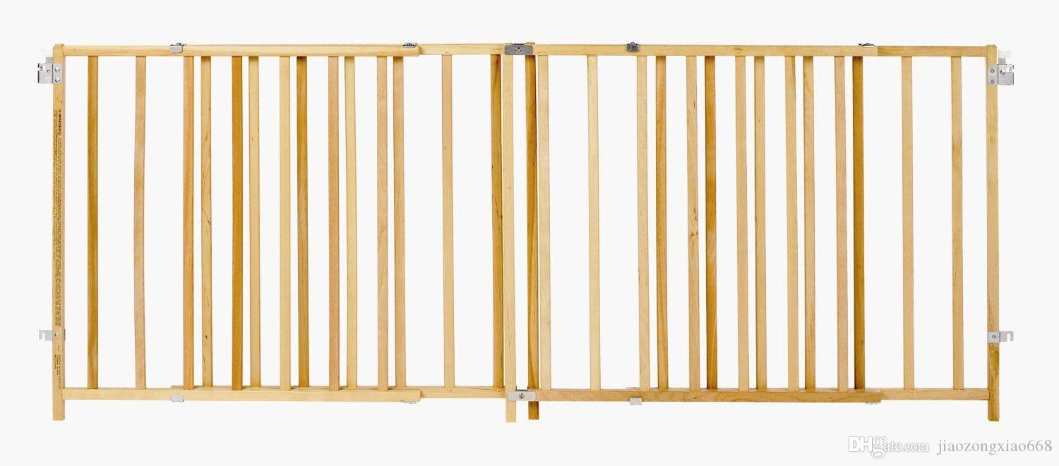 Safety Gate Wooden Extra Wide Safety Gate Online With 52 46 Piece