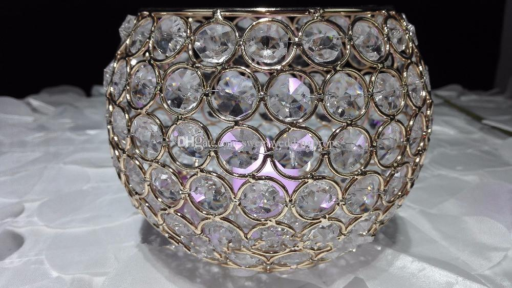 düğün masa centerpieces çiçek standı, kristal düğün çiçek standları