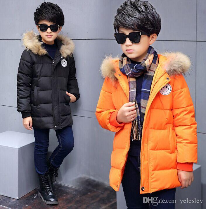 79d7b4ff2 Boys Jacket Snow Treasure Cartoon Coat Cotton Padded Clothes Cotton ...