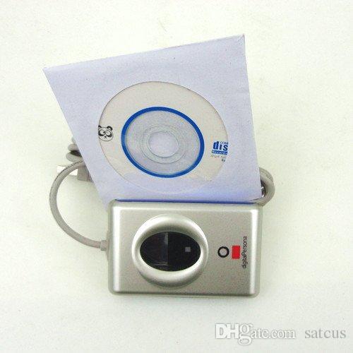Digital Persona Biometric Finger Print USB Scanner up to 512 dpi  Fingerprint Reader System URU4000 with Free SDK