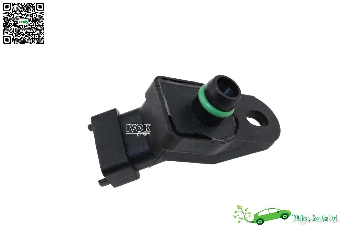 New For Bosch 2.5BAR Map Sensor For Alfa Fiat Lancia Opel Volvo Honda Rover Citroen 0281002215, 0261230029, 0281002122, 0281002137
