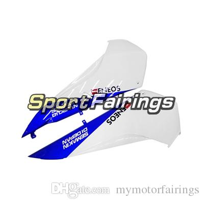 46 Blue Injection ABS carenado completo para Yamaha XP500 TMAX 500 T-Max 08 09 10 11 2008 - 2011 Plastic Motorcycle Complete Fairings Kit
