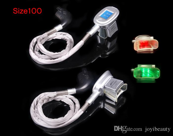 Профессиональные крио Handpieces Size100 / 150/200 Крио Ручки для замораживания жира для похудения тела для похудения криолиполиза машина для похудения