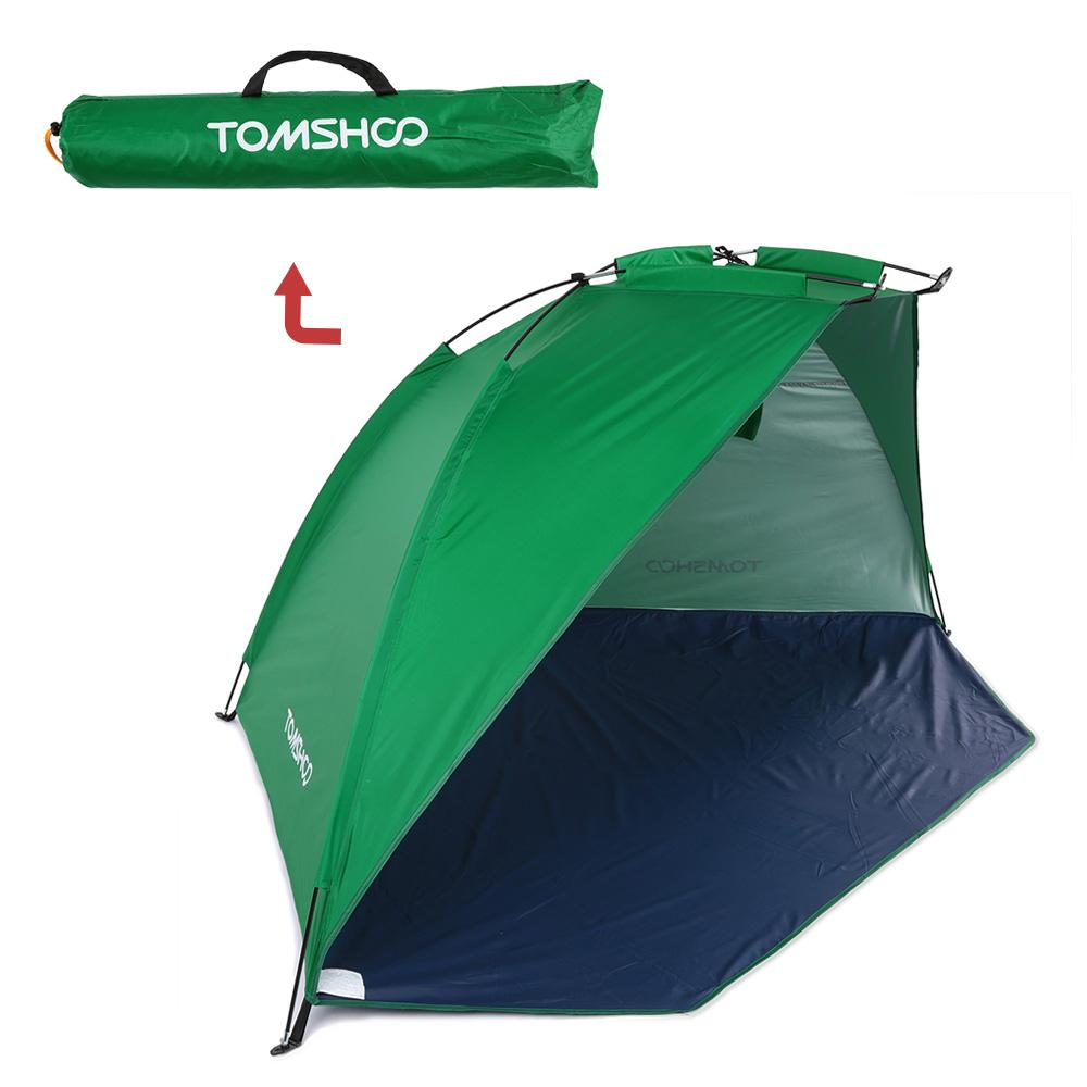 a6b69c7bfec1 2 Persons Outdoor Beach Tents Shelters Uv Protecting Summer Tent Sports  Sunshade Tent For Fishing Picnic Beach Park Tents Shelters Summer Tents  Outdoor ...