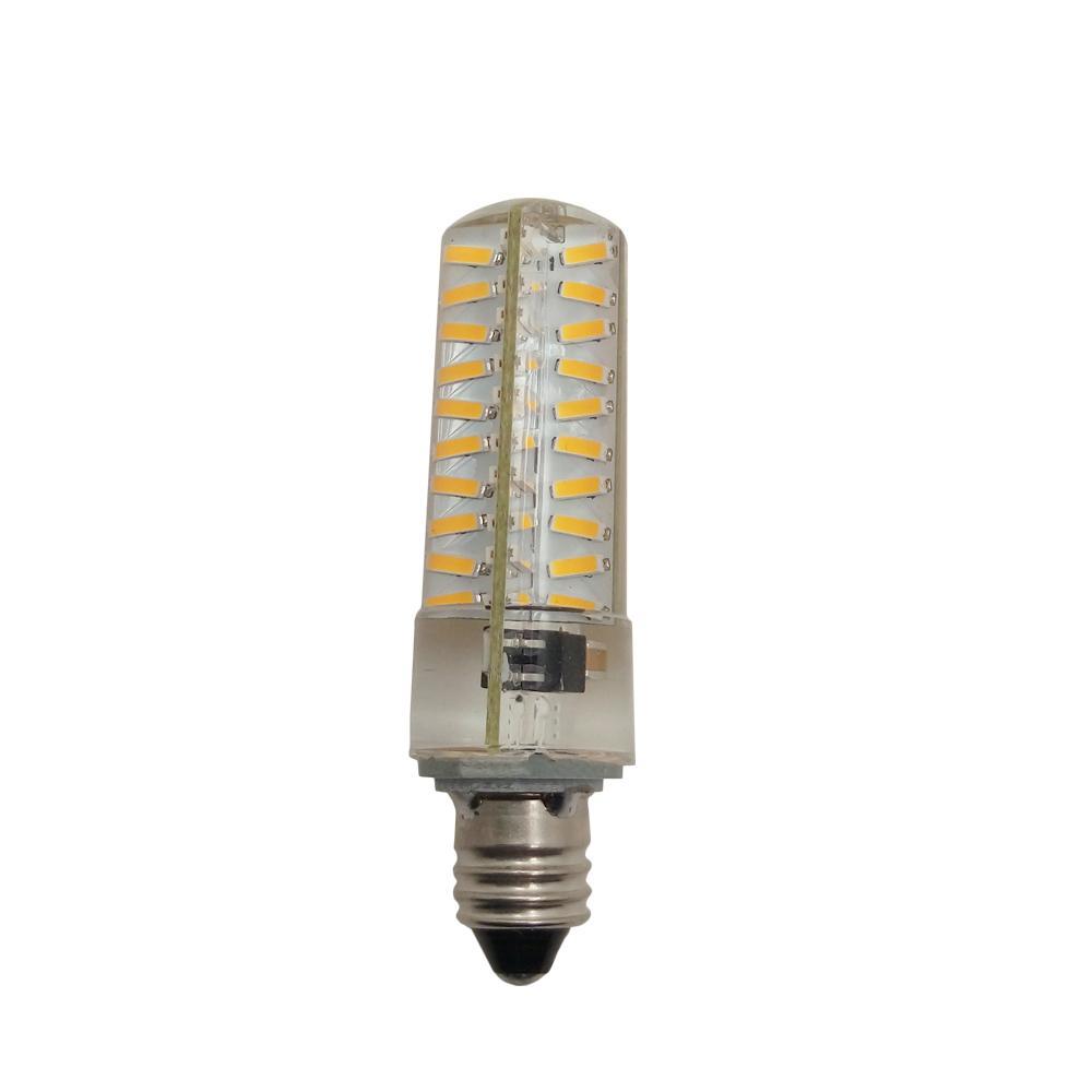Mini Candelabra Base Led Bulb: E11 Mini Candelabra Base Dimmable 5w 4014smd 80 Led Bulb