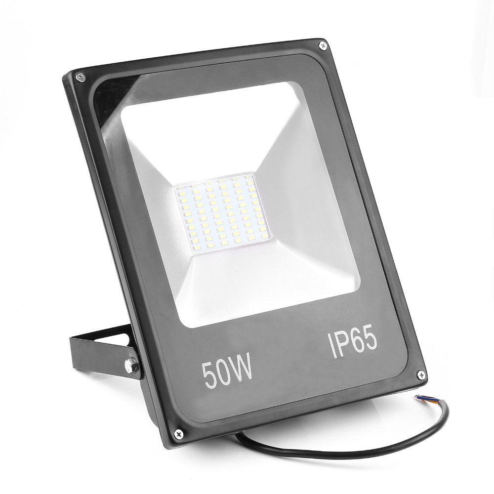 AC 85-265V LED Flood Light 50W Garden Light Waterproof Outdoor Lamp Projection Floodlights Stadium Square CE RoHS