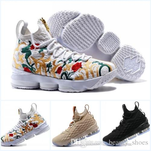 2018 Lbj15 Ghost Mens Basketball Shoes Grye Sports Shoes Men Running  Trainer Shoe Good Quality James 15 Sneakers Sneakers Jordans From  Beauty_shoes, ...