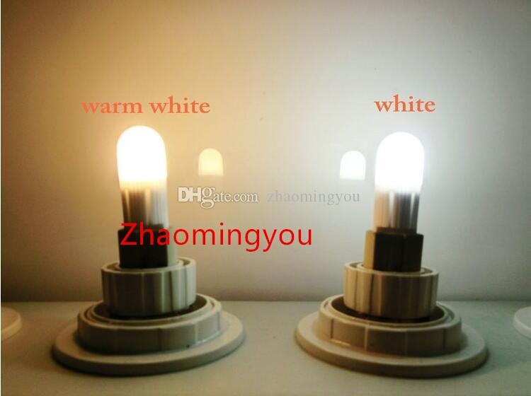 High Power G9 2W 4W 220V COB LED Lamp 360 Beam Angle Warm/Cool White LED Miniature Ceramic Crystal Candle Bulb,