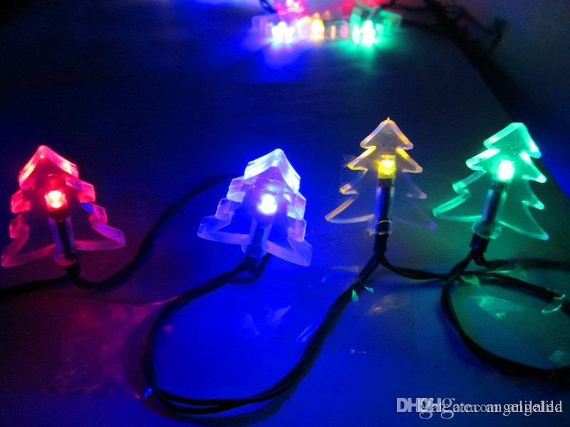 Big Promotion Led Solar String Light Outdoor Led Christmas Tree Lights  Battery Operated Fairy Lights Led Decoration Light For Wedding Party Red  String ...