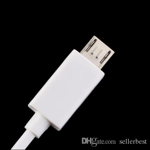 Micro USB Cable Mobile Phone Charging Cable 1M USB2.0 Data sync Charger Cable for Samsung galaxy S3 S4 S5 for HTC Android Phone