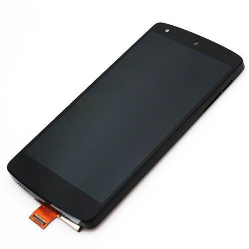 Pour LG Google Nexus5 D820 Écran Tactile Digitizer Écran Assemblage + Pièces De Cadre