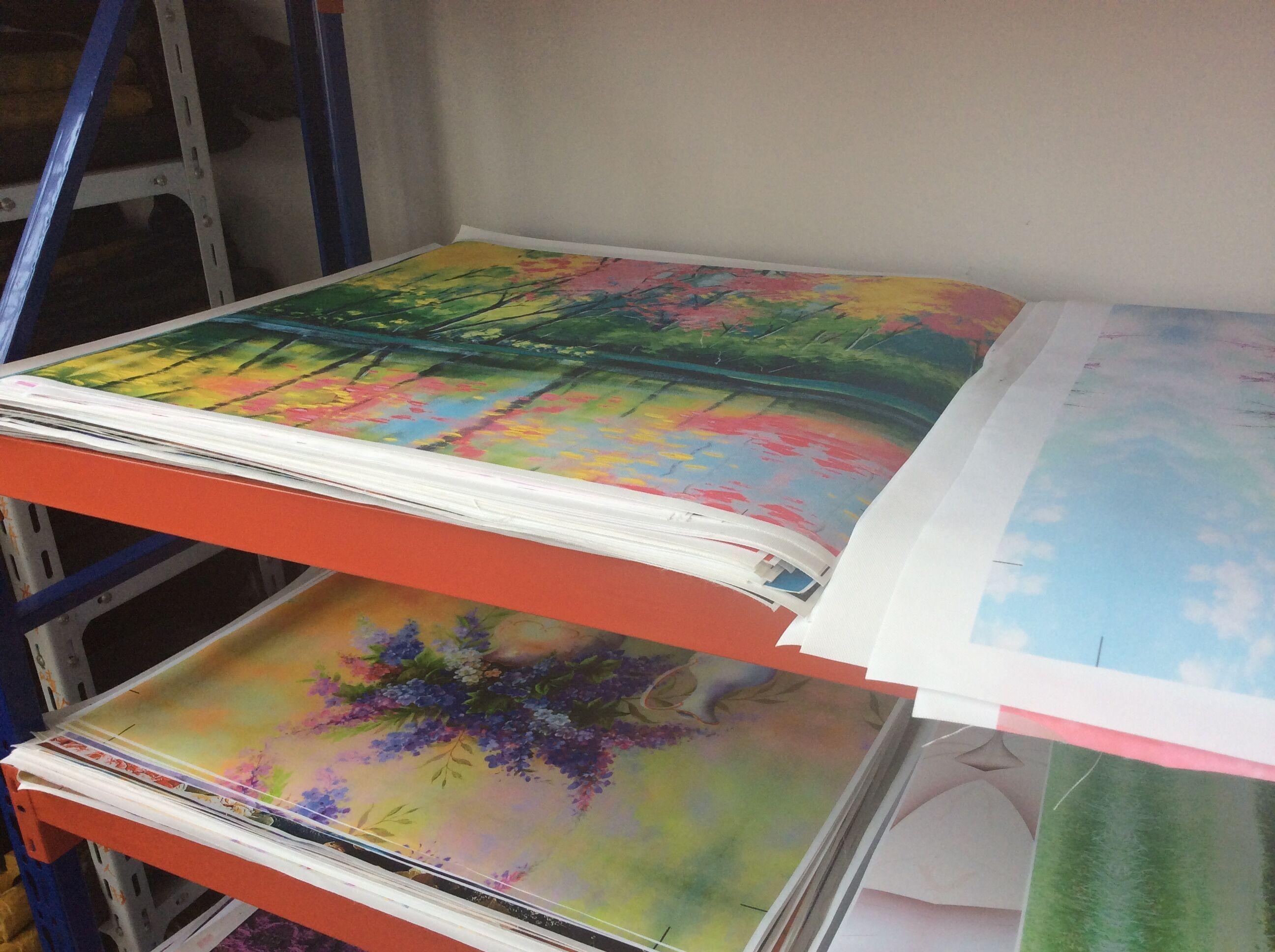 Без рамки 5 панелей старинные карта мира спрей картина маслом жикле холст печатает живопись для офиса кабинет украшения дома