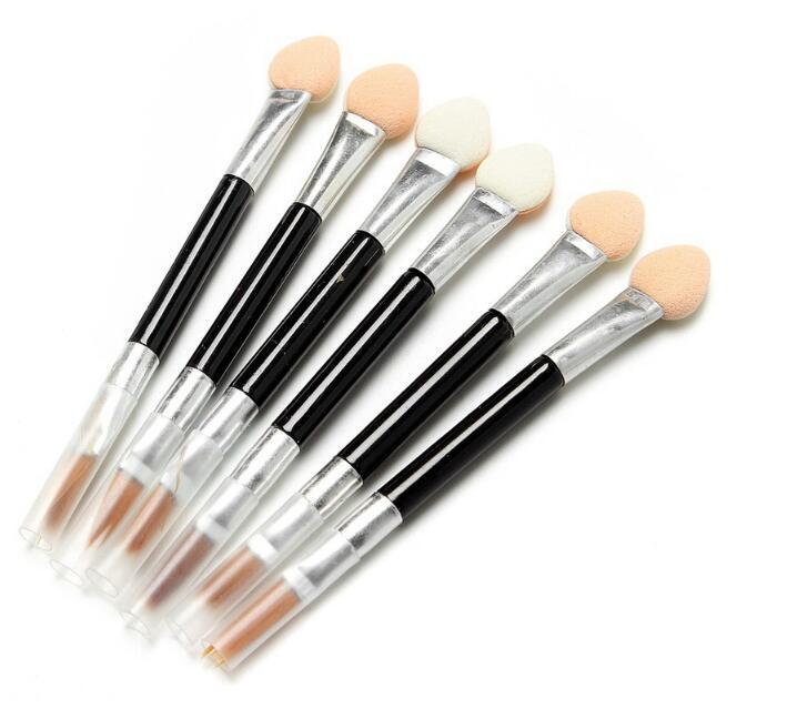 Nouveau Maquillage Brosses Jetables Sponge Cosmétiques Ombre oculaire Eye-liner Lèvres Brosse Ensemble Applicateur pour femmes beauté