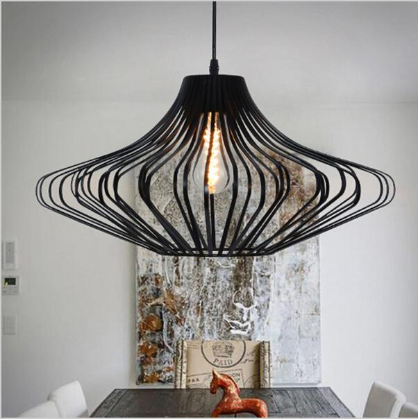 retro lighting. discount 2016 loft vintage pendant lamp aluminum iron retro lighting fixtures industrial style lamparas de techo edison lights unique r