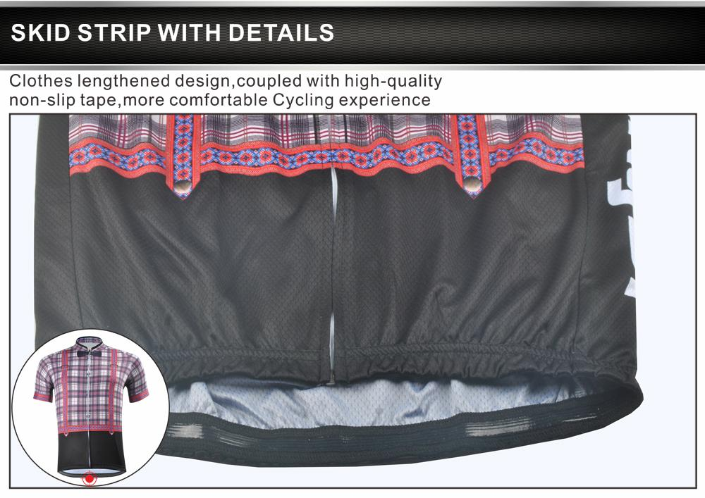 ZM Men's Cycling Clothing Gentleman Shirt Summer Style Bike Bicycle Cycling Jersey Top Outdoor Sportwear Jersey