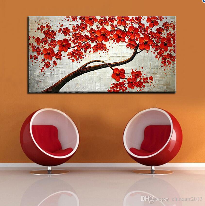 Pittura astratta moderna della tela Art Decor a olio su tela