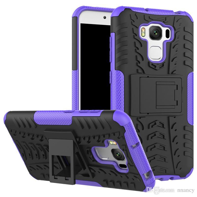For Asus Zenfone 3 Max ZC520KL ZE500KL ZC553KL Case Shockproof protection armor Case Classic Advanced Fashion Fine Mobile Phone Coque Retail