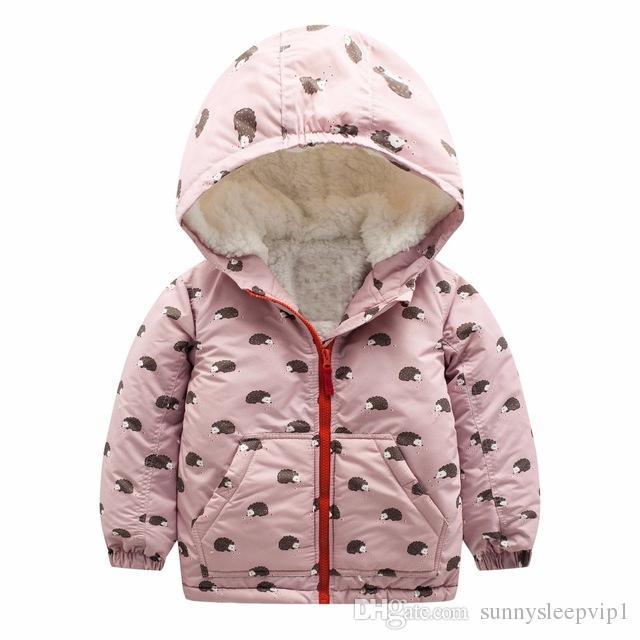 Girls Down Jackets 2017 Brand Kids Winter Jackets For Girls Parka ...