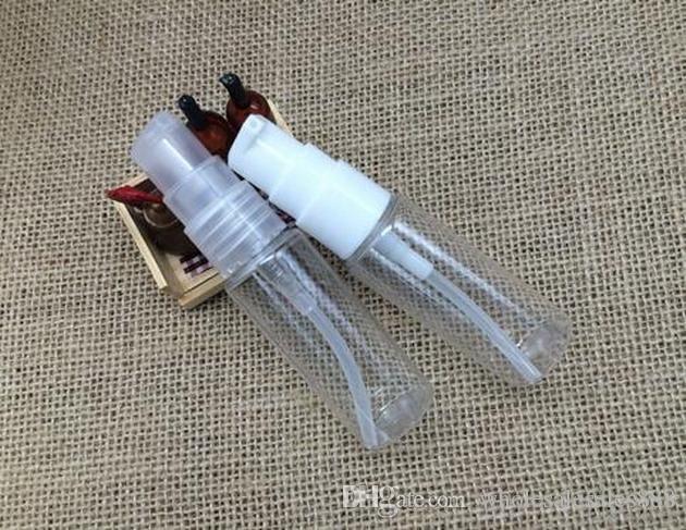 Заводская цена бутылки лосьона счастливый магазин путешествия многоразового пустой лосьон PumpTransparent пластиковая бутылка 20 мл 300 шт/много, Бесплатная доставка DHL