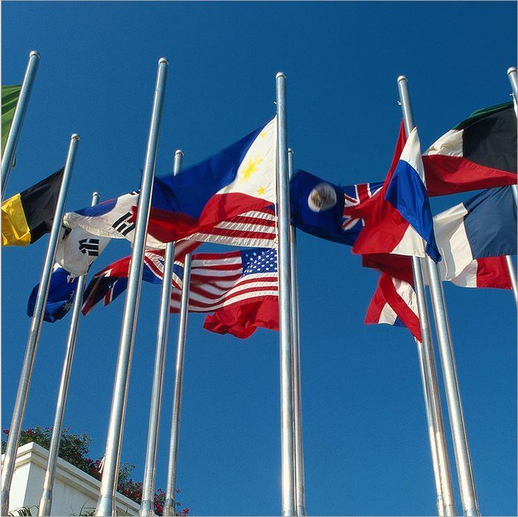 9a1278042 Compre Bandeiras Do Mundo Bandeira Bandeira Do País Por Atacado Bandeira Da  Copa Do Mundo De Eventos Esportivos Estrangeiros Bandeira Futebol De  Wanjia55