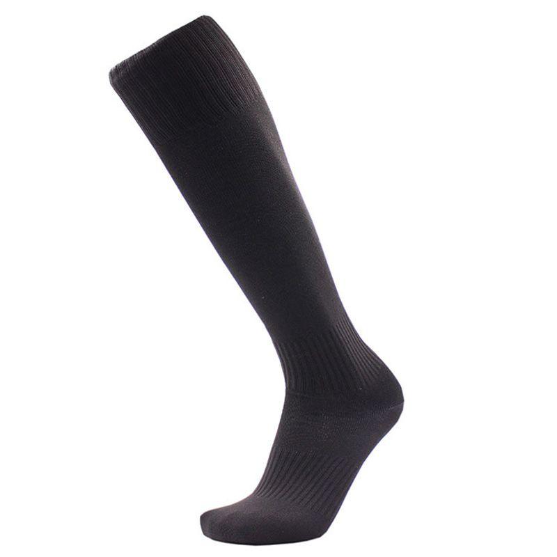 Profesyonel Erkekler Kadınlar Antifatigue Sıkıştırma Çorap Diz Yüksek Anti Yorgunluk Düz renk Sihirli Çorap ücretsiz kargo