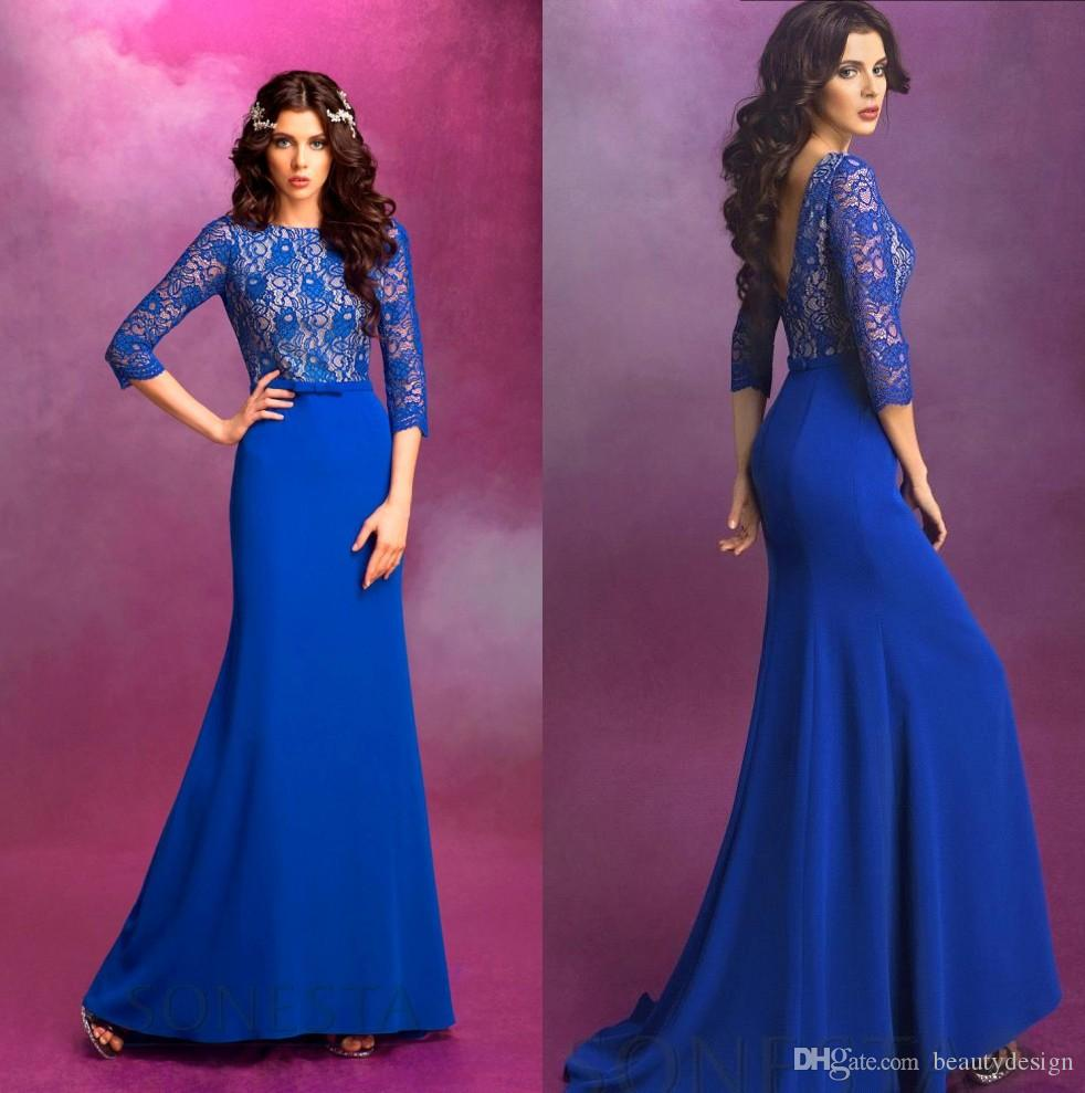2016 new arrival royal blue bridesmaid dresses cheap scoop 10 ombrellifo Gallery