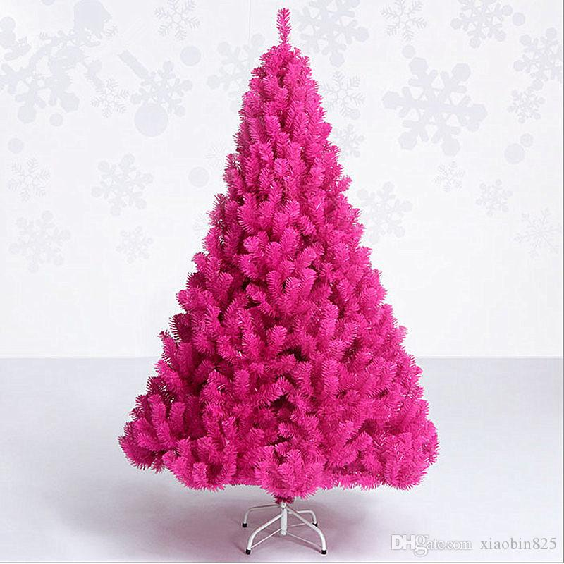 Christmas Tree 2.1 M / 210cm Luxury Encryption Christmas Tree ...