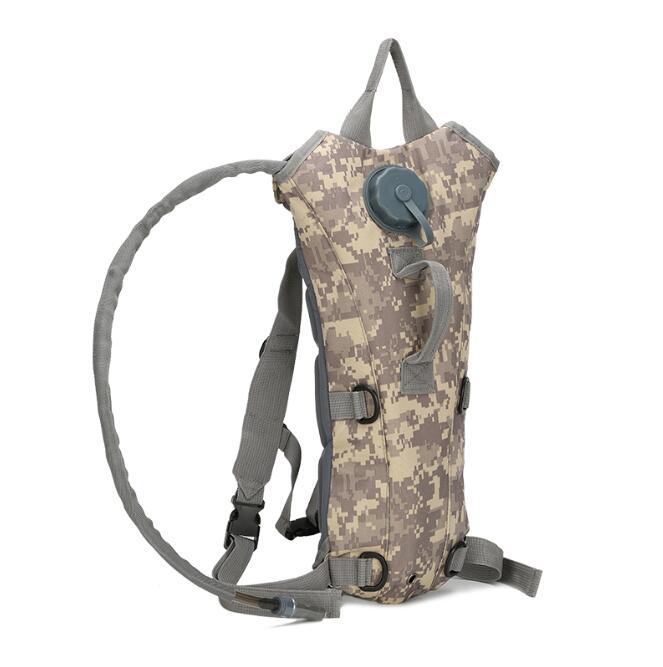 Camping Hiking drinking Water Bags Bicycle Cycling Climbing Outdoor Sports gear 3L Hydration gear Tactical Assault Backpack Pouch