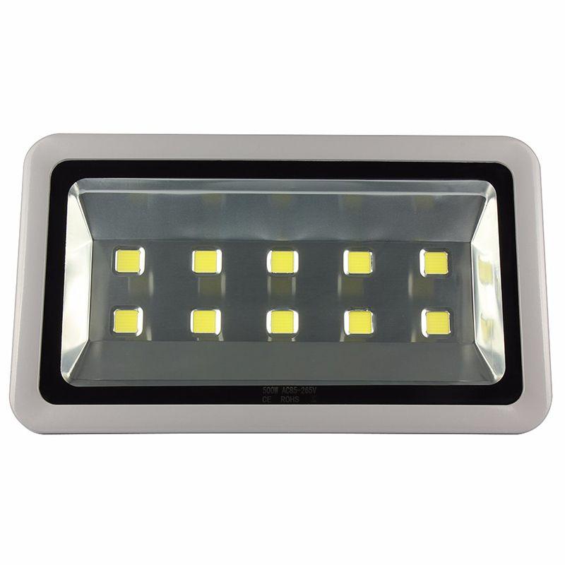 300W 400W 500W LED-Scheinwerfer-Landschaftsbeleuchtung IP65 LED-Flutlicht-Straßenlaterne Scheinwerfer Straßenlaterne im Freien