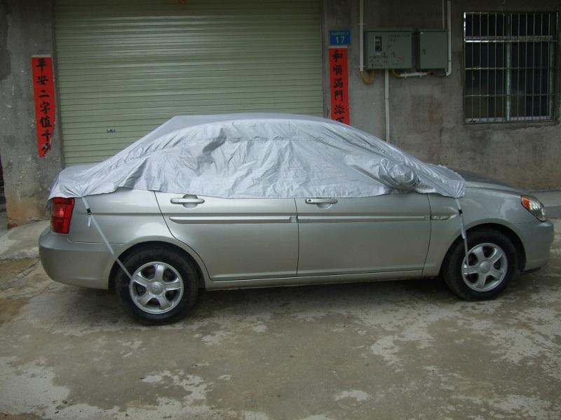 Universal Sedan Car Covers For Indoor Outdoor And The Summer Size