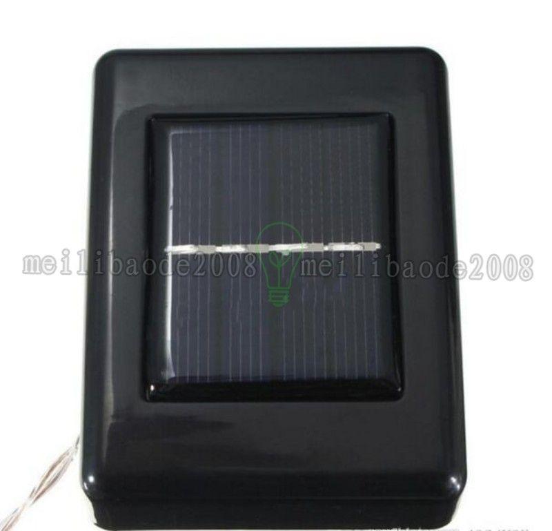 Neueste 3M 30LEDs / 5M 50LEDs Solarseil Rohr führte Schnur-Streifen-Fee-Licht-im Freien Garten Xmas Party Decor Wasserdicht IP68 MYY
