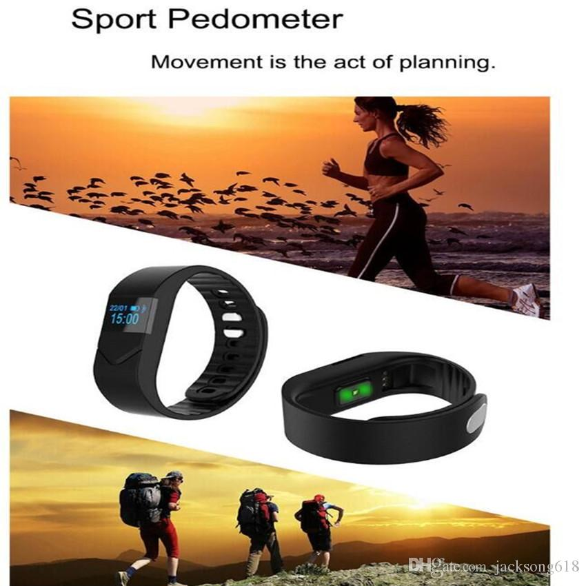 Health Wristwatch M5 Smart Watch Blood Pressure Blood Oxygen Fitness For Iphone Android Phones Sport Watch Heart Rate Monitoring
