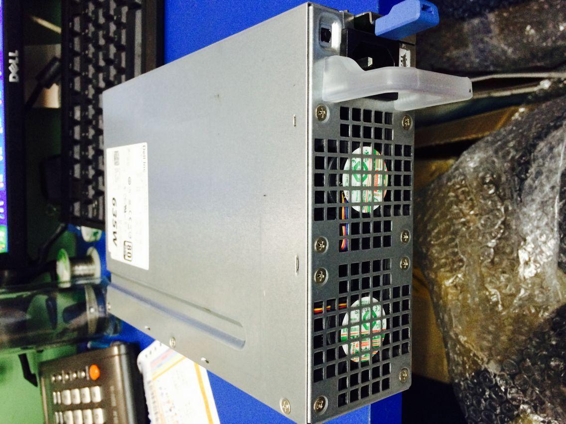 Hochwertiges Server-Netzteil für DELL T5600 T3600 635W NVC7F D635EF-00