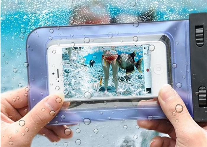 Copertura subacquea impermeabile universale della borsa della borsa della prova dell'acqua della cassa del sacchetto lo Smart Phone, telefono cellulare, telefono di Android