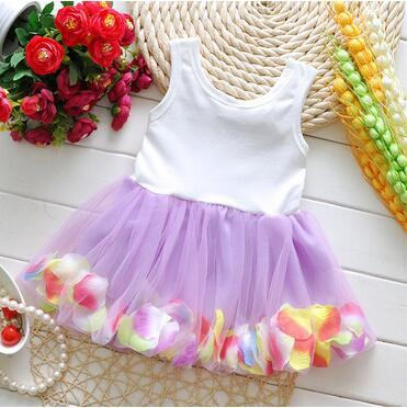 925f539cfc56 2019 2016 New Arrive Summer Lace Girl Dresses Short Sleeve Baby ...