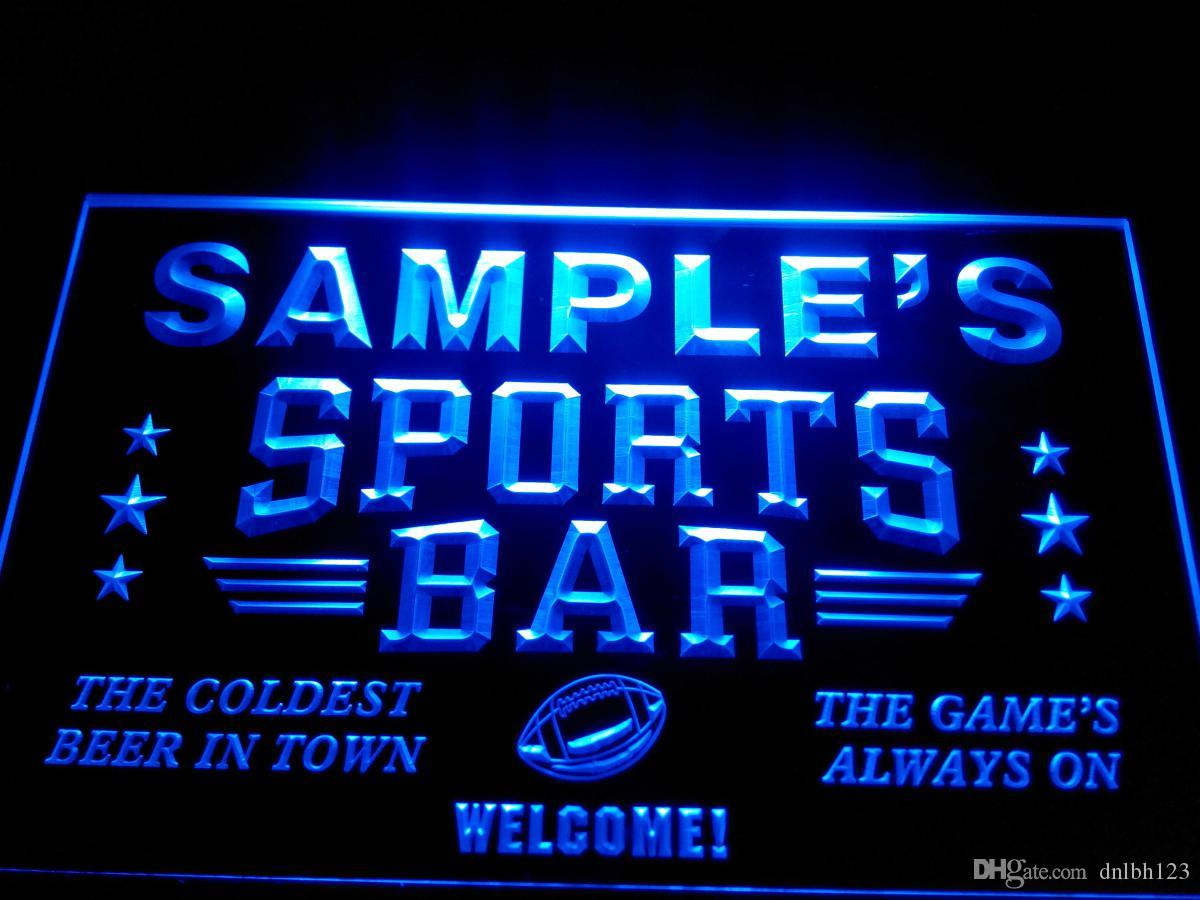 Dz070 b name personalized custom sports bar beer pub neon sign bar dz070 b name personalized custom sports bar beer pub neon sign bar signs open signs open business signs garage sig neon lights signs online with mozeypictures Gallery