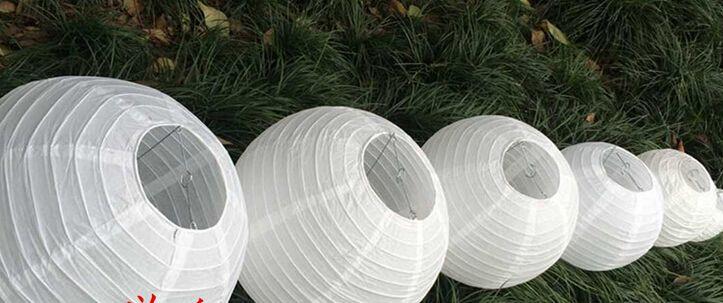 20 inch 50cm Round Chinese Paper Lantern for Birthday Wedding Party Decoration gift craft DIY