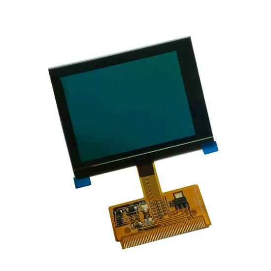 New for AUDI VDO CAR LCD Display screen For audi A3 A4/A6 display