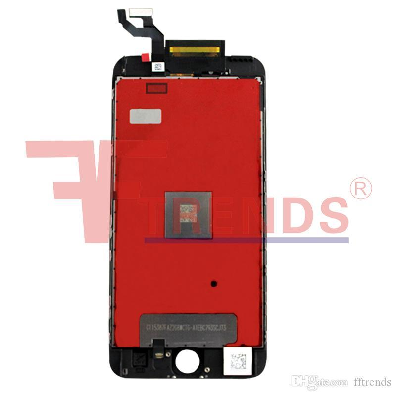 Bianco Nero iPhone 6S Plus LCD Display da 5,5 pollici con Touch Screen Digitizer 3D Touch sostituzione gratuita Spedizione 100% testato