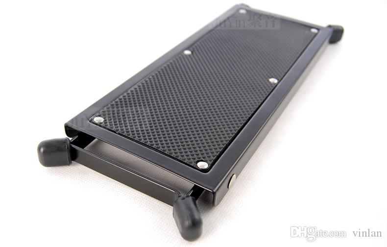 Pedale chitarra regolabile Chitarra elettrica regolabile in altezza antiscivolo Parti chitarra Accessori strumenti musicali
