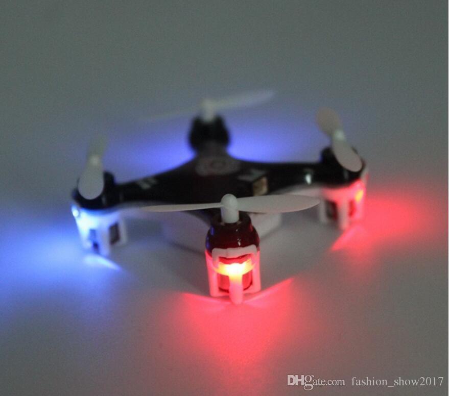 Cheerson CX-10A Mini Drone Rc Elicottero 4CH 6 Axis RC Quadcopter con telecomando Led Aircraft RTF drone