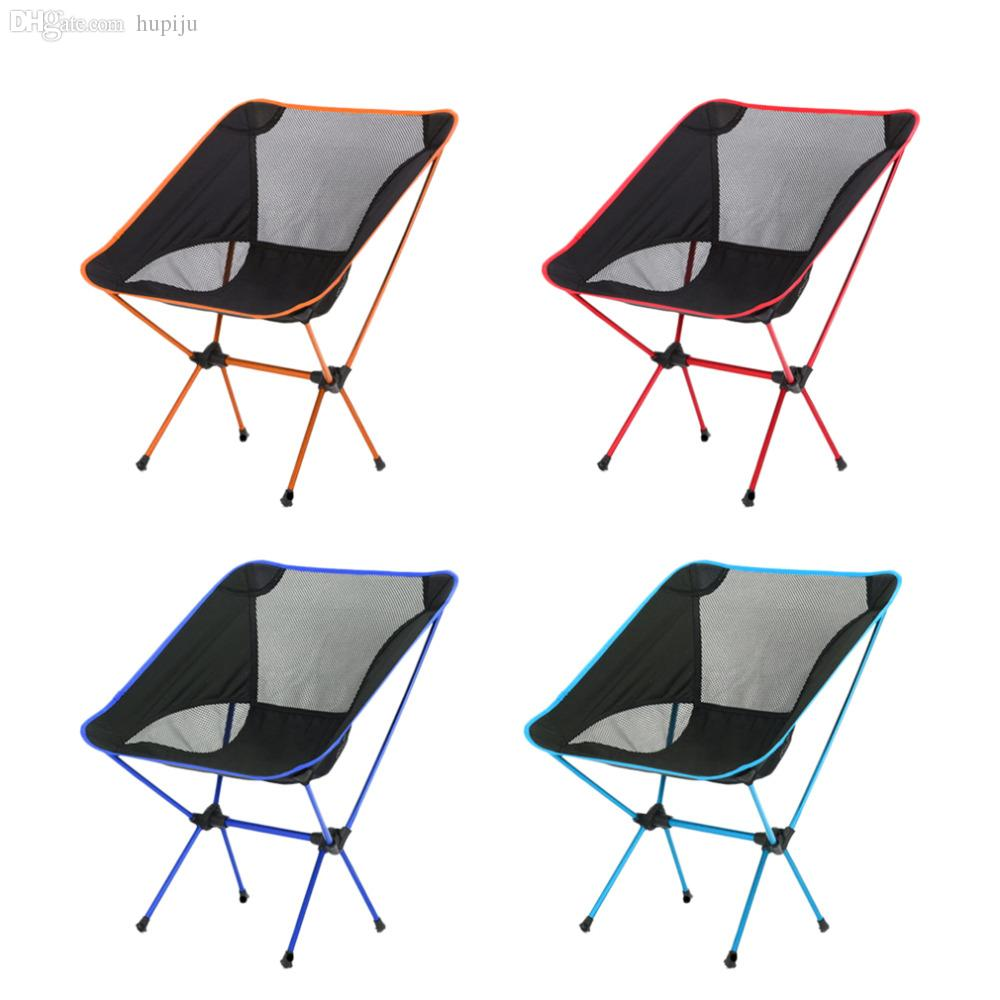 Terrific Wholesale Portable Light Weight Folding Camping Stool Chair Seat For Fishing Festival Picnic Bbq Beach Chair Seat Theyellowbook Wood Chair Design Ideas Theyellowbookinfo