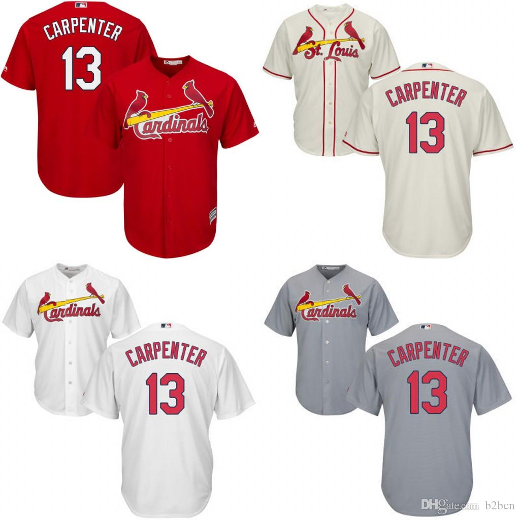 2017 St.Louis Cardinals Jerseys Youth 13 Matt Carpenter