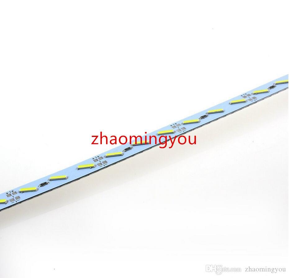 Neue Ankunft 50cm * super helles LED hartes steifes Stablicht DC12V 36 SMD 8520 Span-Aluminium führte Streifen light + U Shell + cover
