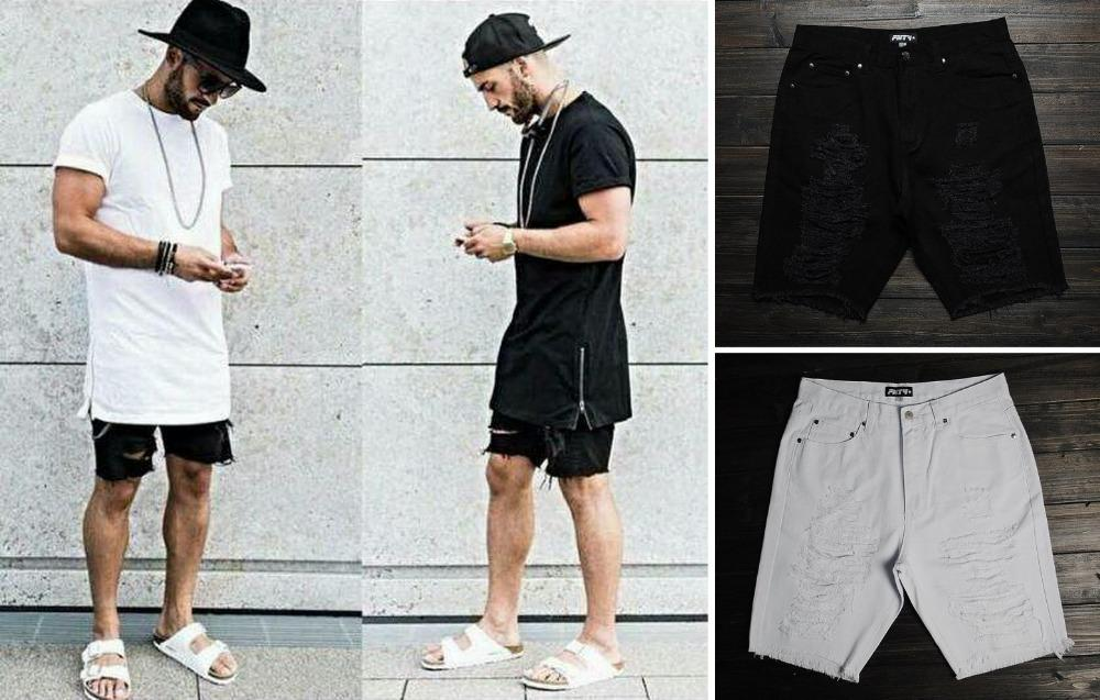 Online Cheap Hip Hop Clothing For Big Men 30 40 Mens Designer ...