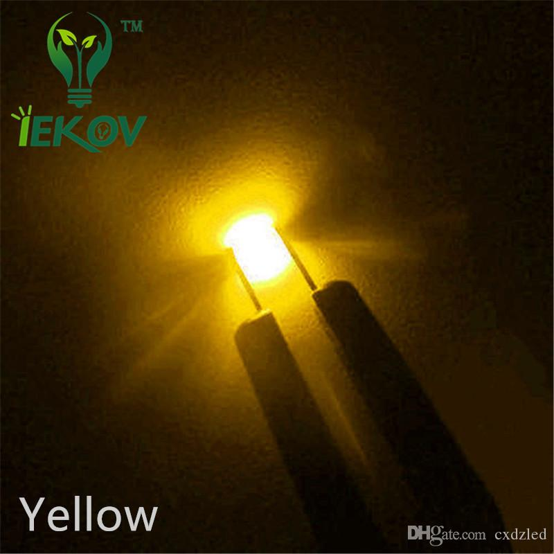 1206 SMD Yellow led Super Bright Light Diode 585-595nm High Quality SMD/SMT Chip lamp beads DIY Retail Hot SALE