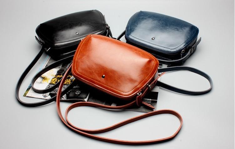 2016 neue Echtledertaschen. Mode Rindsleder. Lady Single Umhängetasche. Freizeittasche. Damenhandtasche. Cross Body.