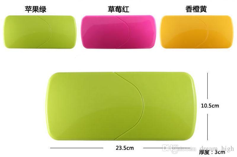 Bad auto sonnenblende sonnenschutz bord auto tissue box kunststoff hängen pumpen papierserviettenhalter mit clip rosa / grün / orange