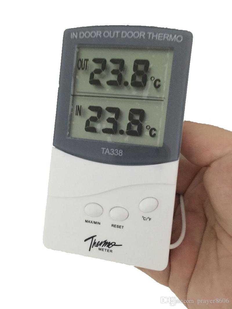 Wired Indoor Outdoor Thermometer Humidity Wire Center Plc Schematics Moreover Ladder Logic Symbols Furthermore Concorso Lcd Digital With Hygrometer Ta388 Rh Dhgate Com Radio Shack