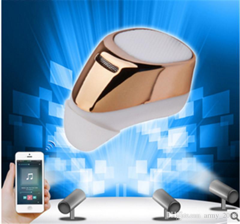 S630 S530 беспроводная связь Bluetooth громкой связи голосовая подсказка один в ухо Спорт Bluetooth наушники вкладыши для iPhone 6 Samsung Galaxy S7
